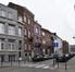 Rue Fineau, vue du côté pair depuis la rue Fransman© ARCHistory / APEB, 2018