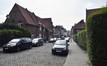 Rue Gustave Demanet, vue du premier tronçon vers la Rue De Wand© ARCHistory / APEB, 2018