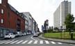 Rue Gustave Demanet, vue depuis la chaussée Romaine© ARCHistory / APEB, 2018