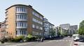 Avenue Jean Palfyn, vue vers l'ouest à hauteur de l'avenue Albert Brachet© ARCHistory / APEB, 2018