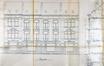 Maria-Christinastraat 71 tot 65, opstanden© SAB/OW Laken 4011 (1909)