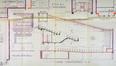 Maria-Christinastraat 89, opstand en doorsneden bioscoop Wagram© SAB/OW 63559 (1955)