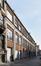 Rue Meyers-Hennau, vue vers la place Joseph Benoit Willems, 2017