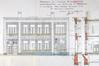 Rue Meyers-Hennau 5-9, fabrique M. Kouperman, élévation originelle© AVB/TP 40181 (1932)