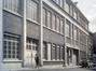 Rue Meyers-Hennau 5-11, la fabrique M. Kouperman en 1968© AVB/TP 84578 (1968)