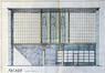 Rue des Palais Outre-Ponts 362-364, élévation sur l'angle de la station-service© AVB/TP 64793 (1956)