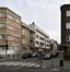 Rue Pierre Strauwen, vue du côté impair depuis le square Léopold© ARCHistory / APEB, 2018