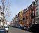 Rue de la Royauté, vue vers la rue Stéphanie, 2017