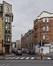 Rue du Siphon, vue du côté impair depuis le boulevard Émile Bockstael© ARCHistory / APEB, 2018
