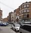 Rue de Ter Plast, vue du second tronçon côté pair© ARCHistory / APEB, 2018