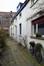 Rue de Ter Plast 65 à 61, vue de l'impasse© ARCHistory / APEB, 2018