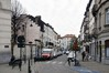 Rue Thys-Vanham, vue du premier tronçon vers la rue Fransman© ARCHistory / APEB, 2018