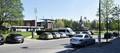 Square Jean Palfyn, vue de l'extrémité est vers l'avenue Houba de Strooper© ARCHistory / APEB, 2018