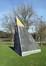 Rond-point Jean Offenberg, Monument à la mémoire des aviateurs belges de la Royal Air Force© ARCHistory / APEB, 2018
