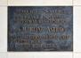 Square du Vingt-et-un-juillet, mausolée de la reine Astrid, plaque commémorative, 2017