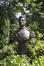 Square du Vingt-et-un-juillet, buste du roi Léopold Ier, 2017