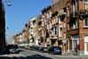 Victor Hugostraat, tweede straatgedeelte aan pare zijde, 2011