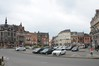 Place Colignon, vue de l'avant de la place, 2014