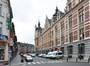 Place Colignon, vue depuis la rue Général Eenens vers l'avant de la place, 2014