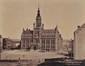 La place Colignon avant l'incendie de 1911© (Maison des Arts de Schaerbeek/fonds local)