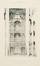Projet de façade de l'architecte Groothaert, primé au Concours de 1897 mais non réalisé© (L'Émulation, 1900, pl. 7)