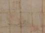 Plan de voiries quartier de l'hôtel communal, dressé par l'ingénieur communal Bouchez en 1881© ACS/TP 50