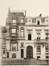 Rue Gallait, maison conçue par Maurice Dechamps, aujourd'hui démolie© (Vers l'Art, 2, 1906, pl. 9)