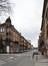 Rue Metsys, vue du deuxième tronçon depuis l'avenue Voltaire, 2014