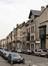 Rue Renkin, vue du deuxième tronçon côté impair, depuis la rue Rubens, 2013