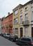 Rue Vanderlinden 184 à 174, 2014