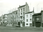 La rue Van Ysendyck en 1970© © Régie des Bâtiments, 4/42550