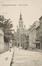 Vue de la rue Verwée vers la place Colignon© (Collection Dexia Banque-ARB-RBC)
