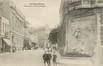 Vue de la rue Verwée depuis la place Colignon© (Collection Dexia Banque-ARB-RBC)