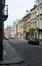 Rue de la Chaumière, vue vers la rue Verte, 2014