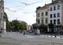 Place de la Reine, vue depuis la rue Royale, 2014