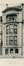 Place de la Reine 52, maison aujourd'hui démolie, conçue par l'architecte Henri Jacobs© (L'Émulation, 1912, pl. XLV)