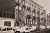 Rue Capronnier, vue du côté pair avant la construction des bâtiments de l'Institut technique Cardinal Mercier© ACS/Urb. 34-8-16 (1982)
