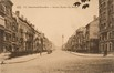 Avenue Eugène Demolder, vue depuis la place Eugène Verboekhoven, (Collection Dexia Banque-ARB-RBC)
