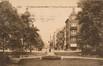Avenue Princesse Élisabeth, vue depuis la place Eugène Verboekhoven© (Collection Dexia Banque-ARB-RBC)