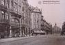 Avenue Princesse Élisabeth, vue du côté impair vers la gare© (JACQMIN, Y., Guide des communes de la région Bruxelloise. Schaerbeek, CFC éditions, Bruxelles, 2009, p. 164)