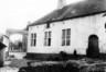 Cour de l'ancienne Ferme de la Vache, début du XXe siècle© AVB, Fonds iconographique, c 4144