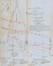 Plan d'alignement de rues à ouvrir entre les avenues du Solbosch et des Saison approuvé par l'arrêté royal du 11.02.1899© ACI/TP 228 (1899).