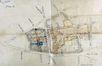 Malgré de grands travaux, le noyau historique transparait toujours : les rues créées se résument à des ramifications de voies existantes tandis que les ruelles anciennes sont redressées et élargies (arrêté royal du 10.05.1876 ; ACI/TP 28).