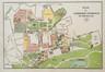 Plan de l'Exposition universelle de 1910© (Balcers, W., Jaumain, S. (dir.), Bruxelles 1910. De l'exposition universelle à l'Université, Racine, Dexia Banque, Bruxelles, 2010, p.63).