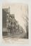 Grotendeels bewaarde huizenrij aan onpare zijde van de Jetselaan, op de voorgrond vanaf nr. 47 (afgebroken) tot nr. 63. , Verzameling Dexia Bank-ARB-BHG