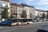 Boulevard Leopold II, côté impair vers la chaussée de Jette, 2014