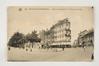 Vue sur le boulevard Leopold II depuis le carrefour formé par la chaussée de Jette, Collection Dexia Banque-ARB_RBC
