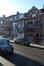 Rue des Augustines 95, 97 et 99, ensemble de maisons construit entre 1926 et 1928 par l'architecte Louis Tenaerts, 2015