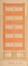 Chaussée d'Alsemberg 289, élévation, ACF/Urb. 13144 (1936)