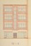 Chaussée d'Alsemberg351, élévation, ACF/Urb. 12866 (1935)